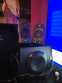 Pc speakers logitech