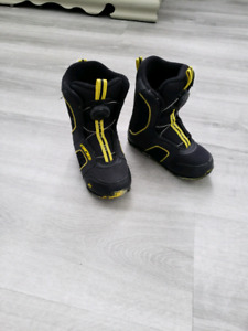 Youth/kids snowboard boots