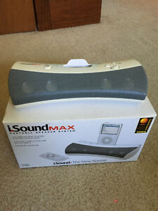 iSound Max Portable Speaker System
