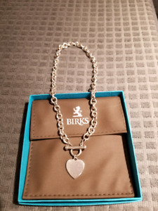 BIRKS collier pour femme - BIRKS necklace for women