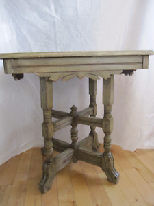 Distressed Antique Table