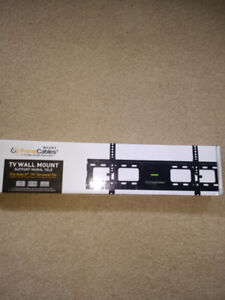 """New TV Wall Mount Bracket for 37-70"""" TVs. Holds up to 121 lb."""