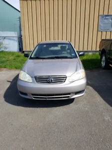 2003 Toyota Corolla CE For Sale