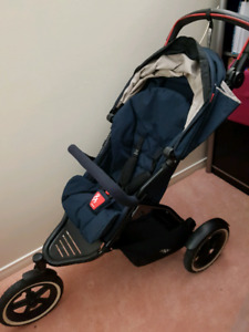 Phil and Ted Inline Sport Stroller