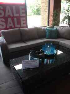 Catalina Sectional Patio Furniture on sale NOW!! Cambridge Kitchener Area image 2