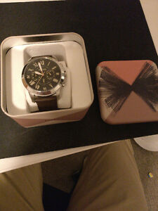 Fossil Watch with Original Case 10/10 Mint Condition Kitchener / Waterloo Kitchener Area image 1