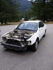 (PARTS CAR) 1992 Toyota Camry Sedan