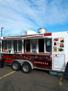 Food truck(Trailer) Business plus trailer