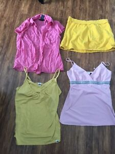 Lot of women's clothing size med Prince George British Columbia image 1