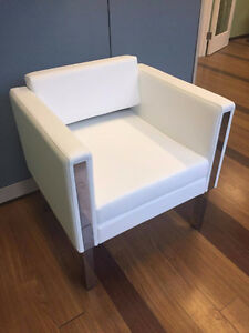 NEW Italian made Single seated sofa