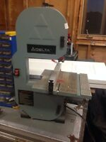 """Delta band saw 8"""" brand new"""