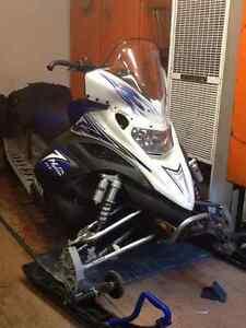 Motoneige FX Nitro 2010
