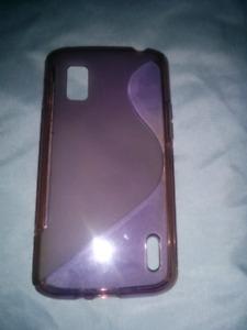 Google nexus 4 case, purple