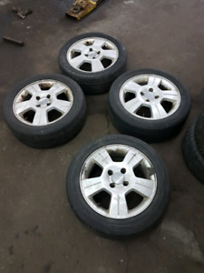 Mags Ford Focus 4x108 16pouce