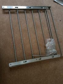 Ikea Grundtal folding metal wall rack