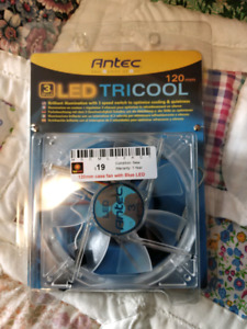 PC Case Fan 120mm Blue LED