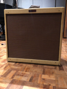 Tweed Fender Blues Deville