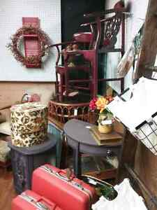 Shop for unique items at One Of A Kind Antique Mall