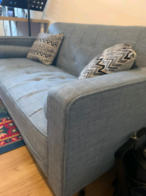 Almost brand new couch