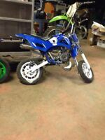 2 49cc 2stroke dirt bikes for sale or trade