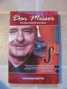 Book on Don Messer at Fredericton Flea Market