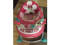Minnie Mouse baby Walker !!