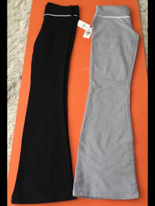 2 Brand New Size Small Yoga Pants