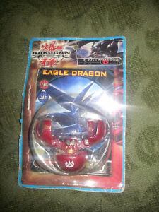 Bakugan toy with card