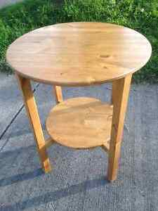 LAST PRICE - Table wooden IKEA. almost new.