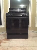 Gas stove / oven
