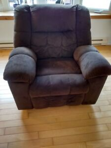 Fauteuil inclinable / reclinable chair