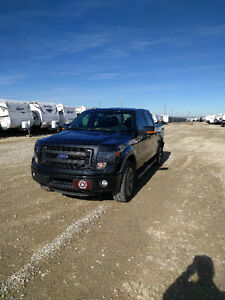 2014 Ford F-150 SuperCrew FX4  w/Extended warranty & Maint Pckg