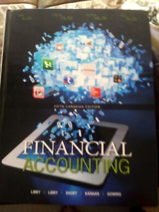 Selling financial accounting textbook