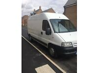 Citroen Relay, 2.2 Diesel LWB, 2005 Year