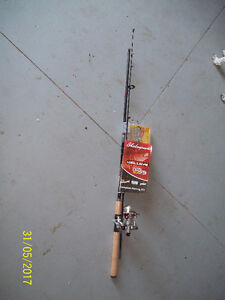 "Shakespeare Catch More Rod and Reel Combo for Walleye ""NEW"""
