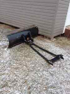 "60"" Kimpex ATV snow plow"