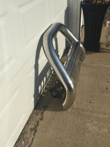 Ariens chrome bumper guard