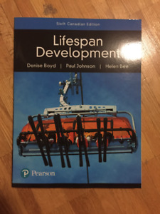 Lifespan Development -- Sixth Canadian Edition