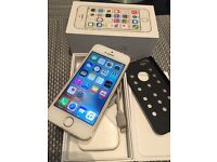 iPhone 5s unlocked, excellent condition