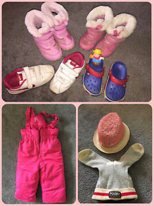 Baby clothes and others (1-4 years old)