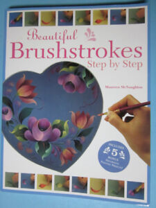 Beautiful Brushstrokes - Step by Step