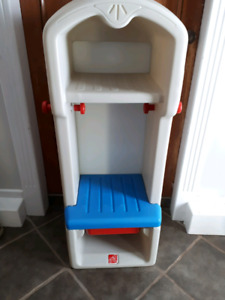 Step 2 coat locker