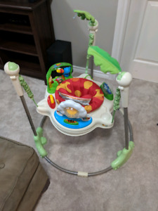 Baby/toddler bouncer swing