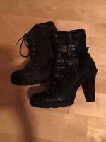 Ankle Boots -size 10