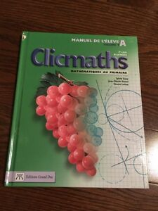Clicmaths Manuel A Volume 1