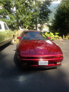 1987 Toyota Supra Hatchback