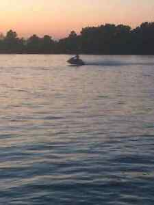 1995 seadoo sp 580 cc with trailer for sale Windsor Region Ontario image 3