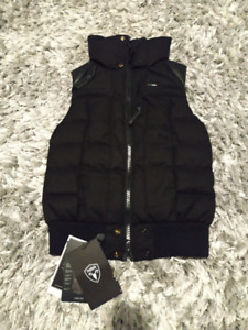 Nobis Women's Meego Down Vest Brand New With Tags and Receipt