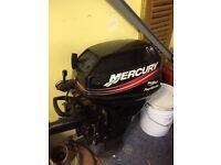 Mercury 15hp four stroke outboard