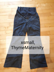 Size small assorted maternity clothes